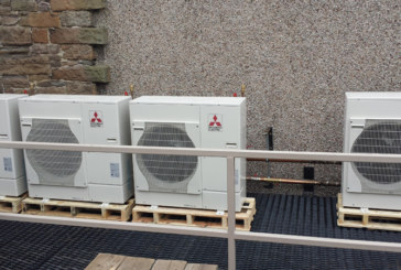 Mitsubishi Electric's latest Air Source Heat Pumps