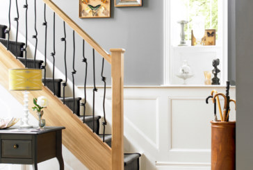 Keep a step ahead with a timber staircase