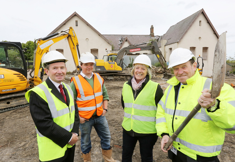 County Durham village to get 18 new homes