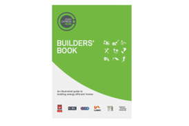 Guide to constructing energy efficient new homes