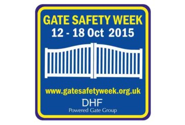Construction sector supports campaign for improved automated gates safety