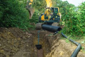 Wavin offers a CRASH course in drainage