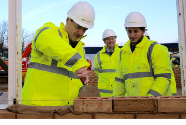 Persimmon Homes plans for further growth