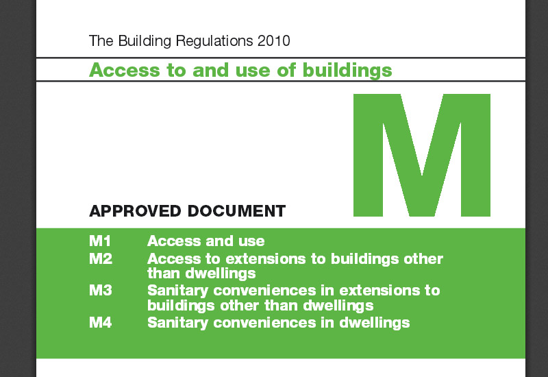 dclg commissions research into building regulations With part m documents