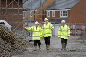 Persimmon backs Help To Buy: ISA as Chancellor visits development