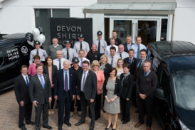 Brand new look for Devonshire Homes
