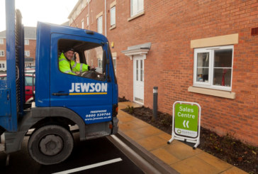 Jewson named Barratt Developments' supplier of the year