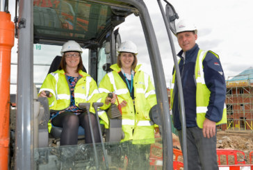 Construction starts on 41 affordable homes in Waterlooville