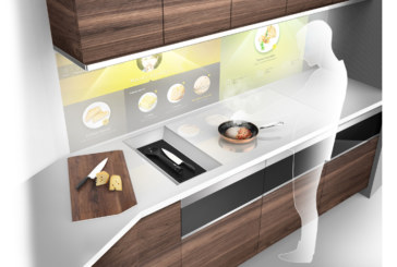 The kitchen of the future – imagined by Whirlpool