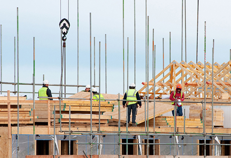Housebuilding drives forward construction output in August