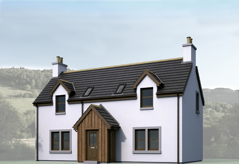 Scotframe Rural Homes Collection