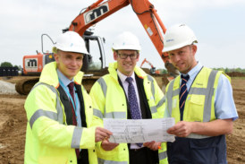 Bellway build new affordable homes for Stonewater