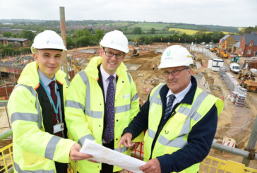 Construction begins on 153 new affordable homes in Banbury
