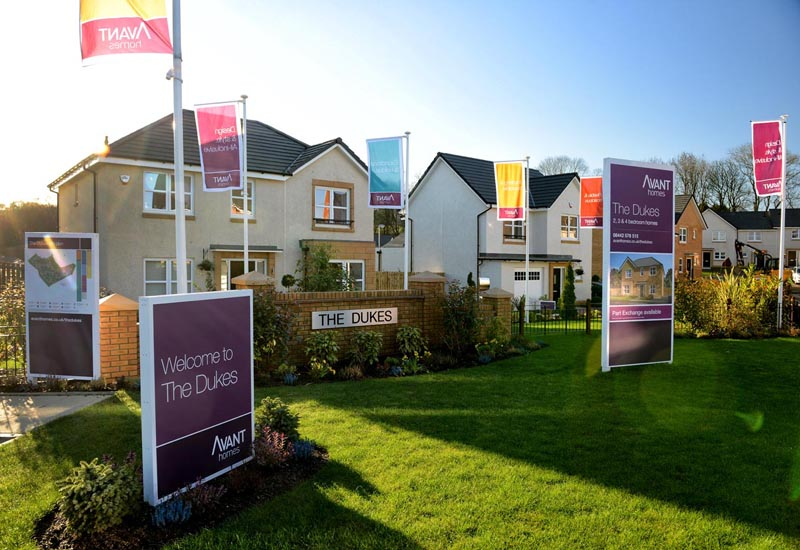 Avant Homes wins Gold Medal for safety