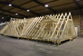 Actis offers timber frame solution