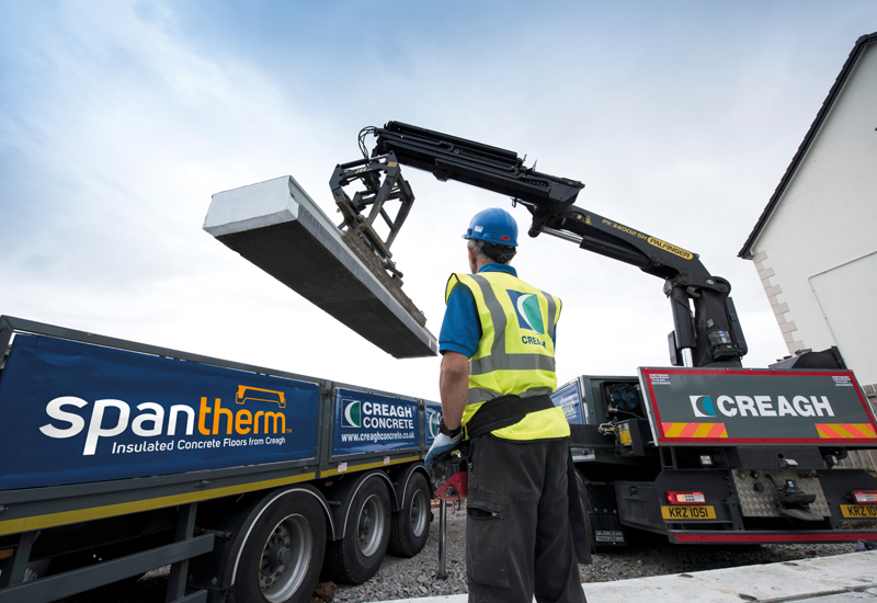 VIDEO: Spantherm precast concrete flooring system