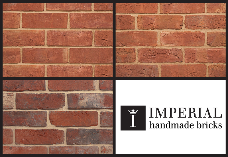 Imperial Bricks launch new 3″ handmade bricks