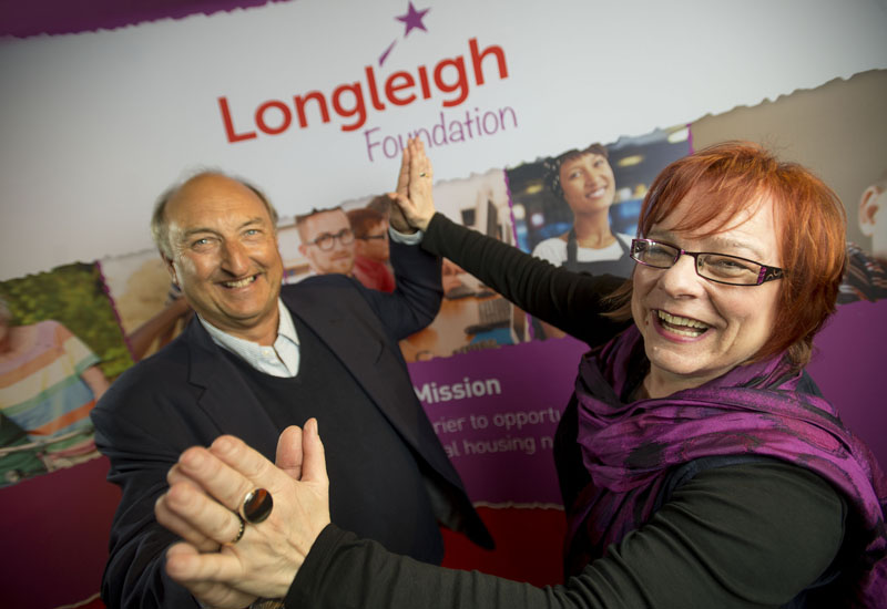 Longleigh Foundation launched by Stonewater