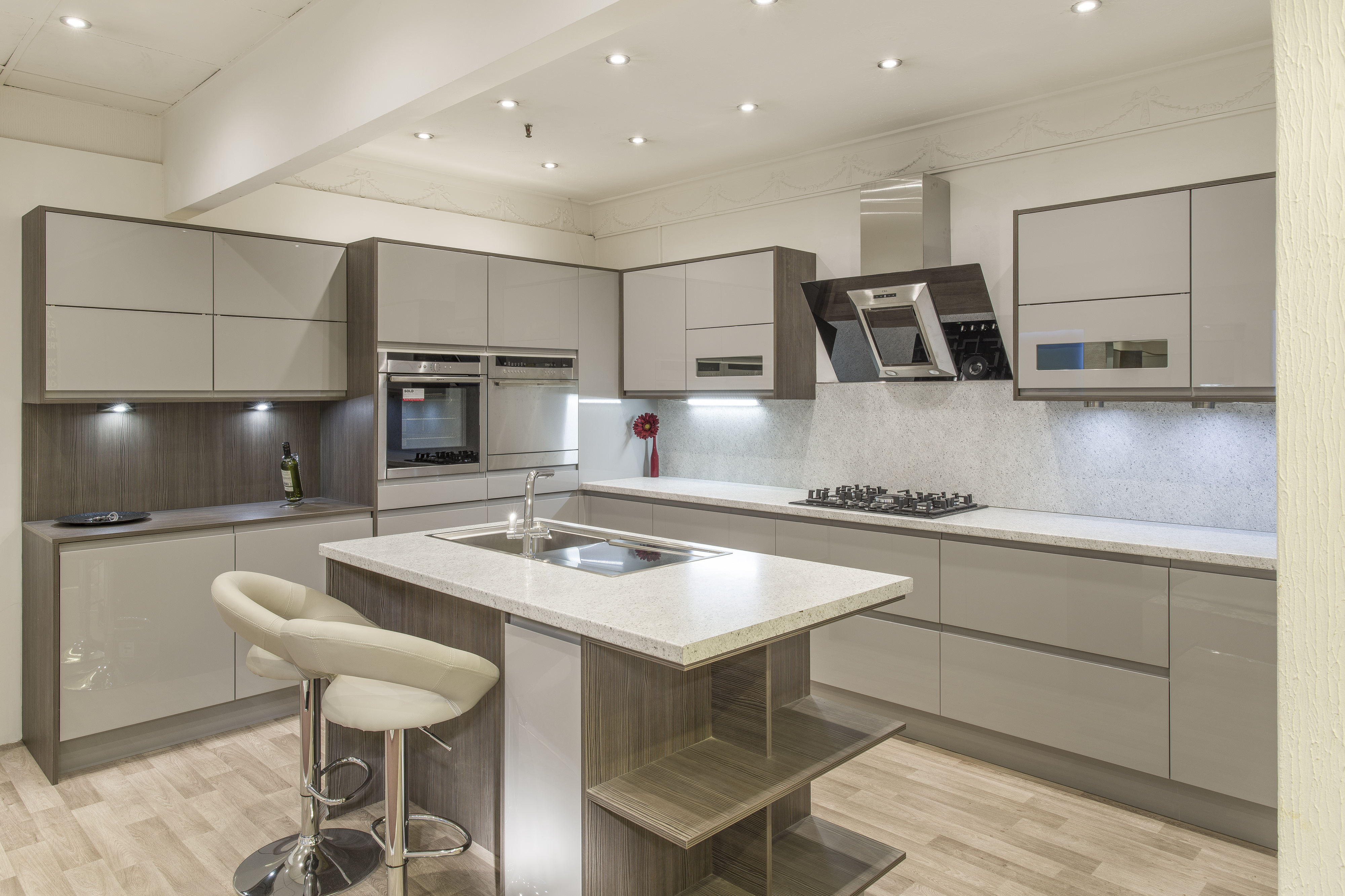 Kitchen Ideas Uk 2017 whats hot and whats not in 2017 kitchen trends. black kitchens are