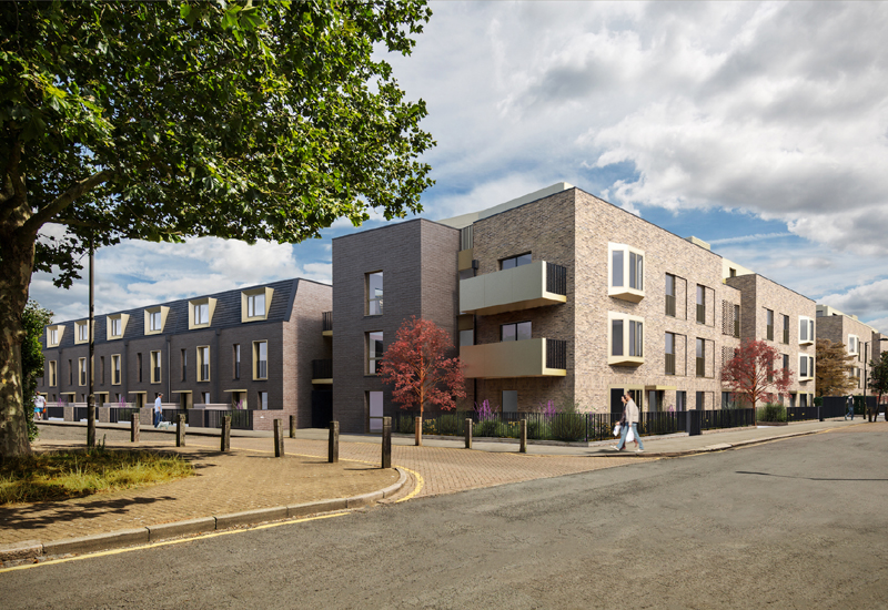 Higgins appointed developer at Wandsworth brownfield site
