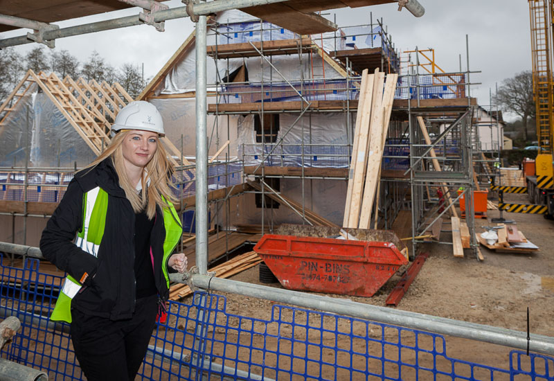 Meet Millwood's First Female Site Manager · PHPD Online