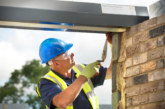 Thermally broken lintels in Fabric First construction