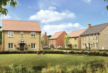 Larkfleet opens new show home in Thorney