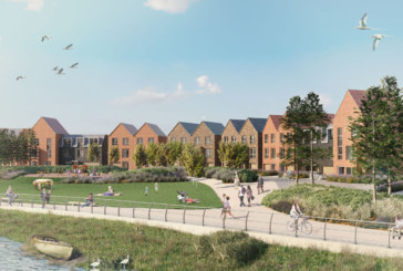 Development in Rochester to create 1,300 new homes