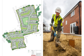 Lovell to deliver 220 homes in Chorley