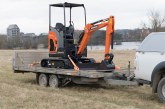 Doosan launches new mini excavator
