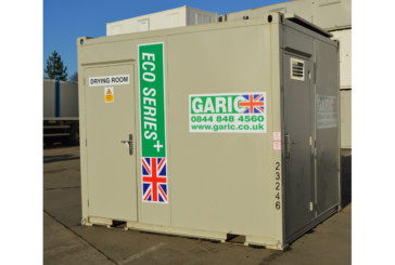 Garic's launches solar powered drying unit