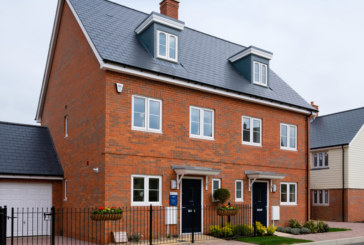 Kier opens new showhomes at Canalside View