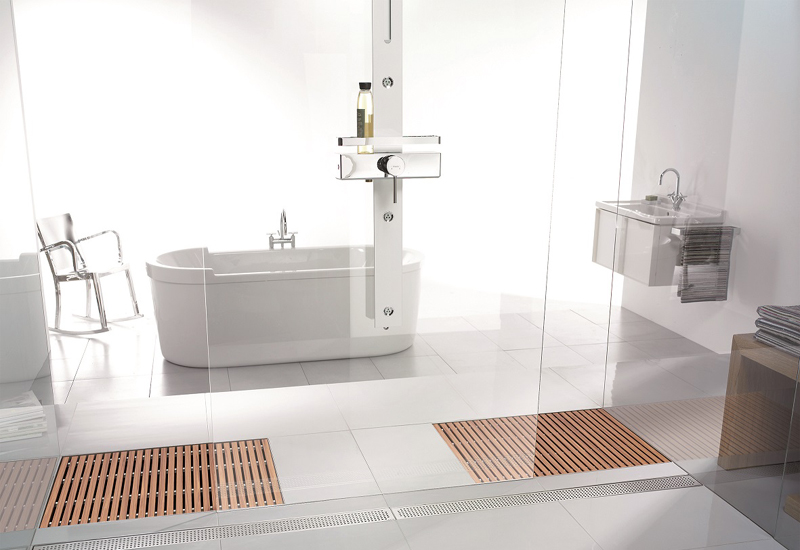 ACO launches dedicated wetroom offering