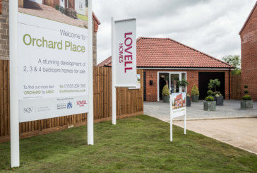 Lovell's new King's Lynn development releases first homes