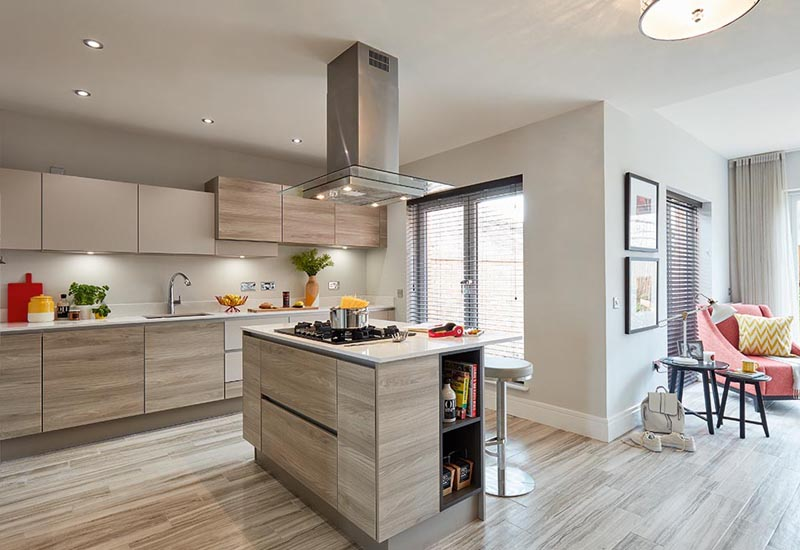 Avant Homes unveils latest showhome in Haddington