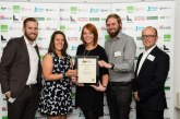 New build garden wins national award for biodiversity