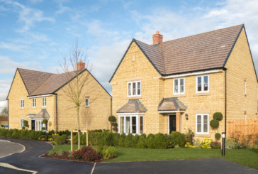 Sales success at David Wilson Homes' Orchard Gate development in Abingdon