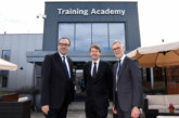 Worcester opens the doors at its new £3.5m training academy