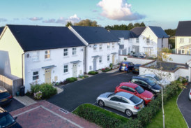 Cembrit's Moorland slates top South Wales development