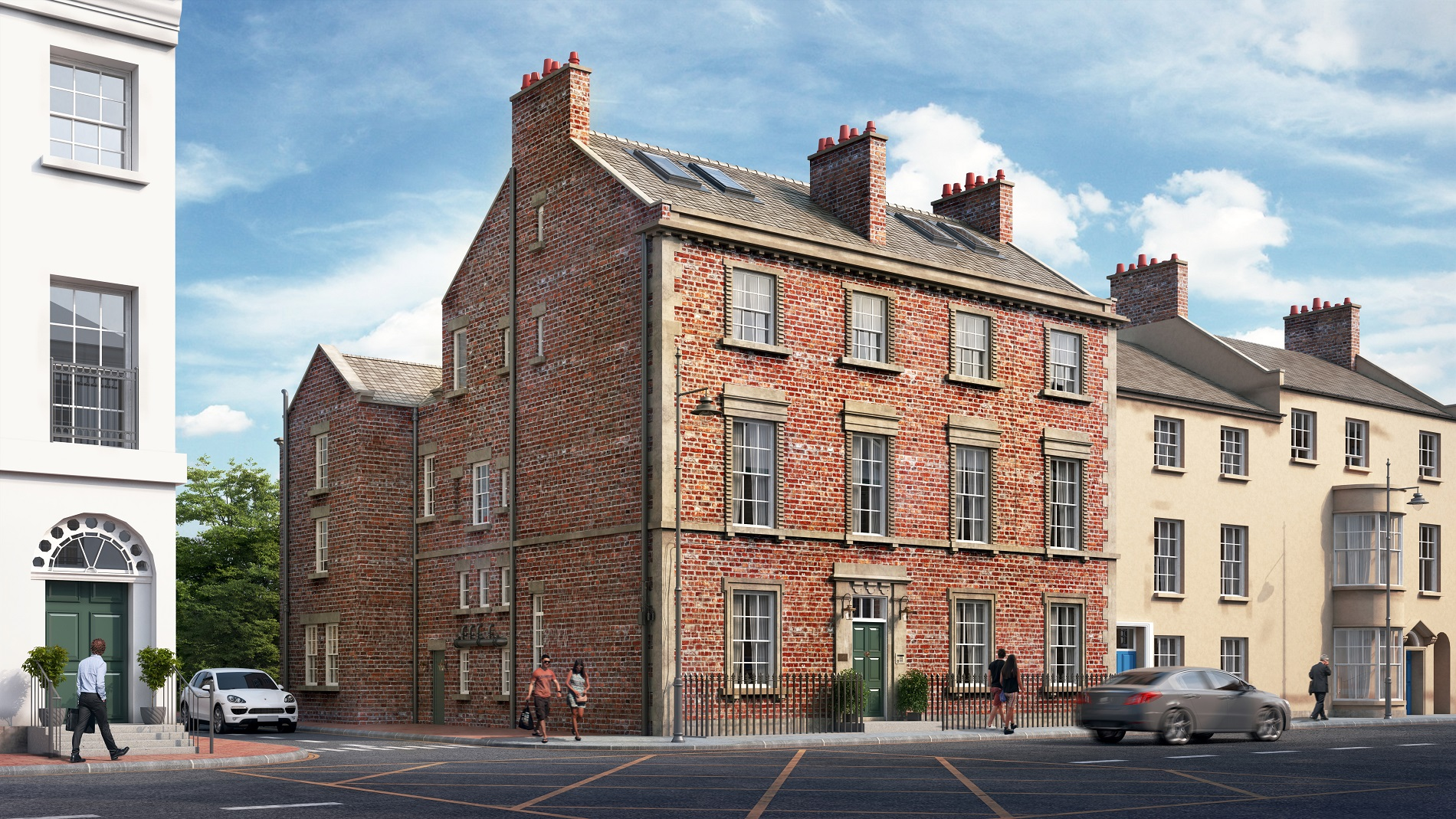 Historic Durham building to get £1.5m transformation