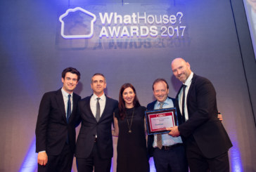 Freeman Homes wins Best Small Housebuilder award