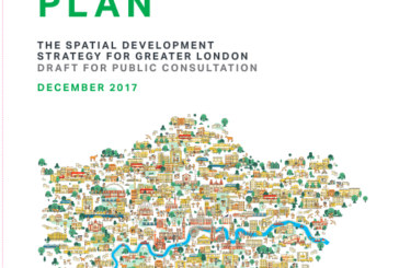 New draft of the London Plan proposes changes to planning rules to increase building