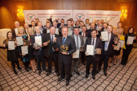 Considerate Constructors Scheme crowns Most Considerate Companies and Suppliers at 2017 National Awards
