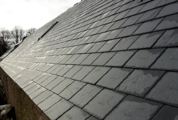 Aggregate Industries introduces Spanish Blue Slate to its roofing range