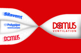 Polypipe Ventilation rebrands as Domus Ventilation