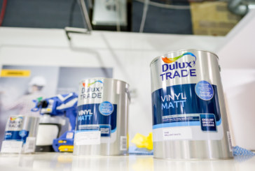 New Dulux Trade Vinyl Matt offers easier application