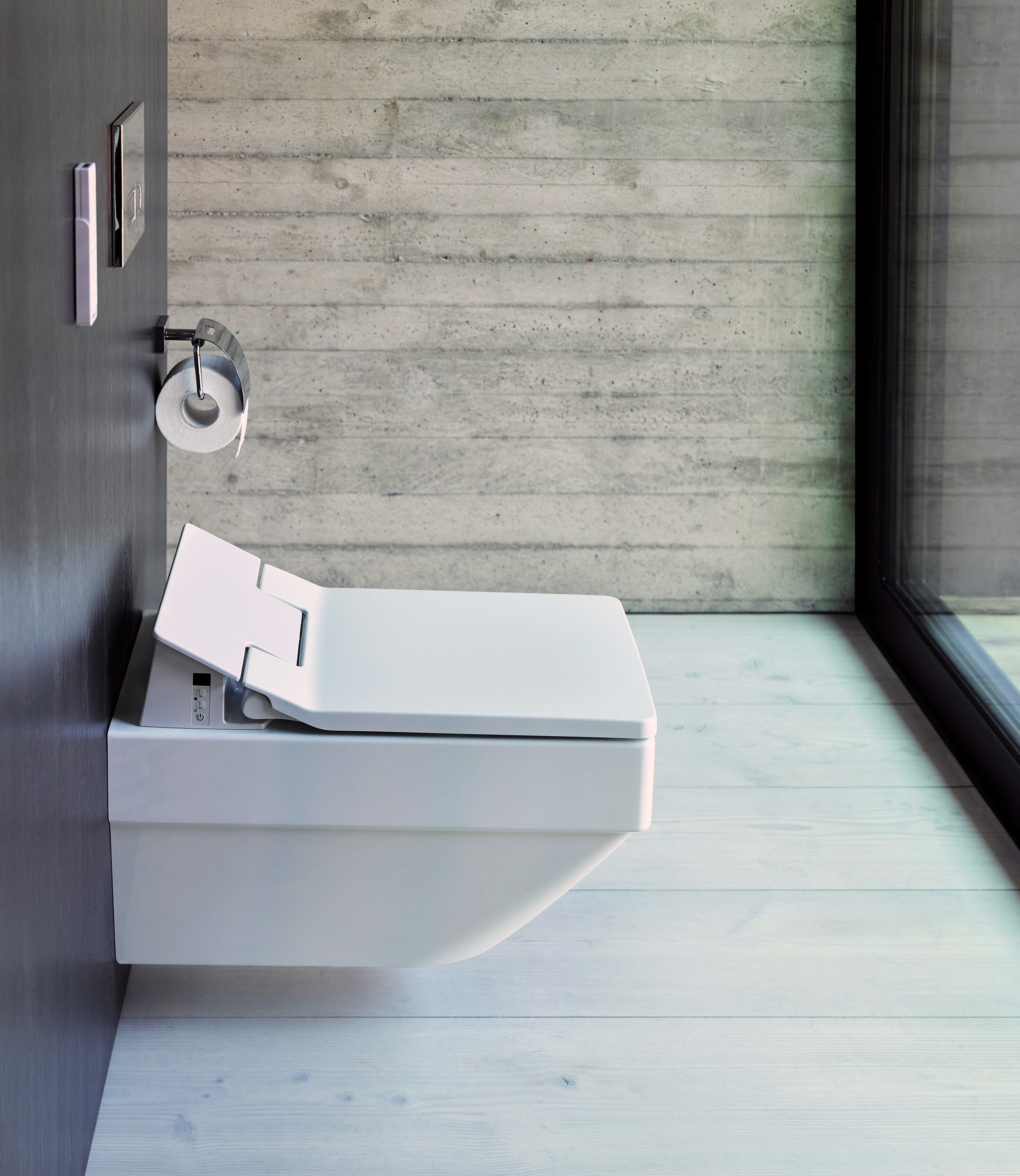 Duravit's latest WC offering