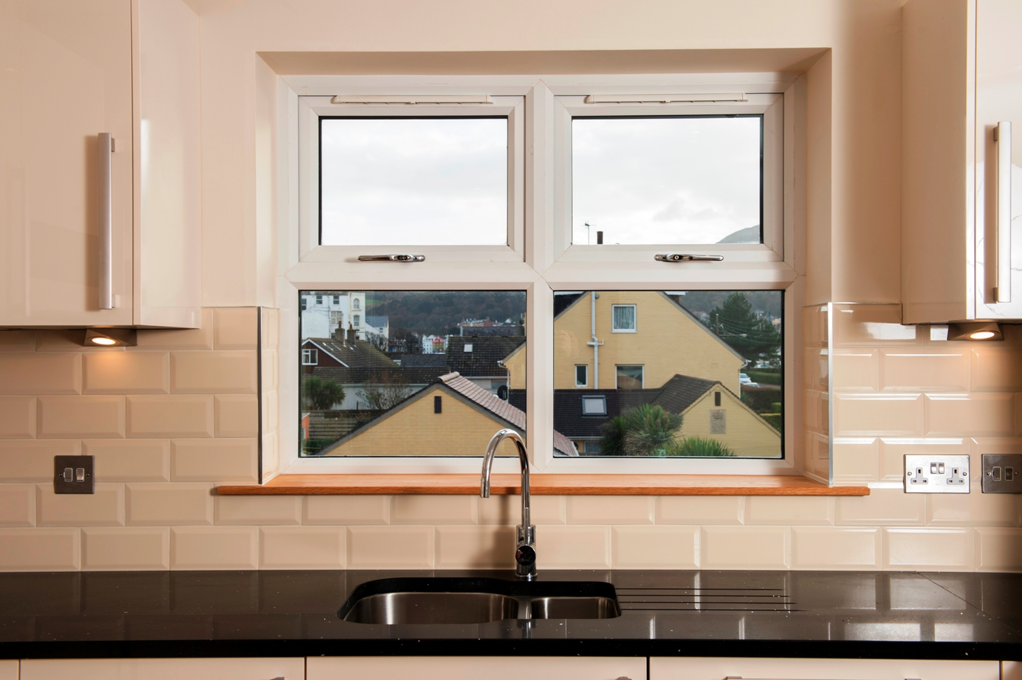Eurologik windows and doors used in Isle of Man development