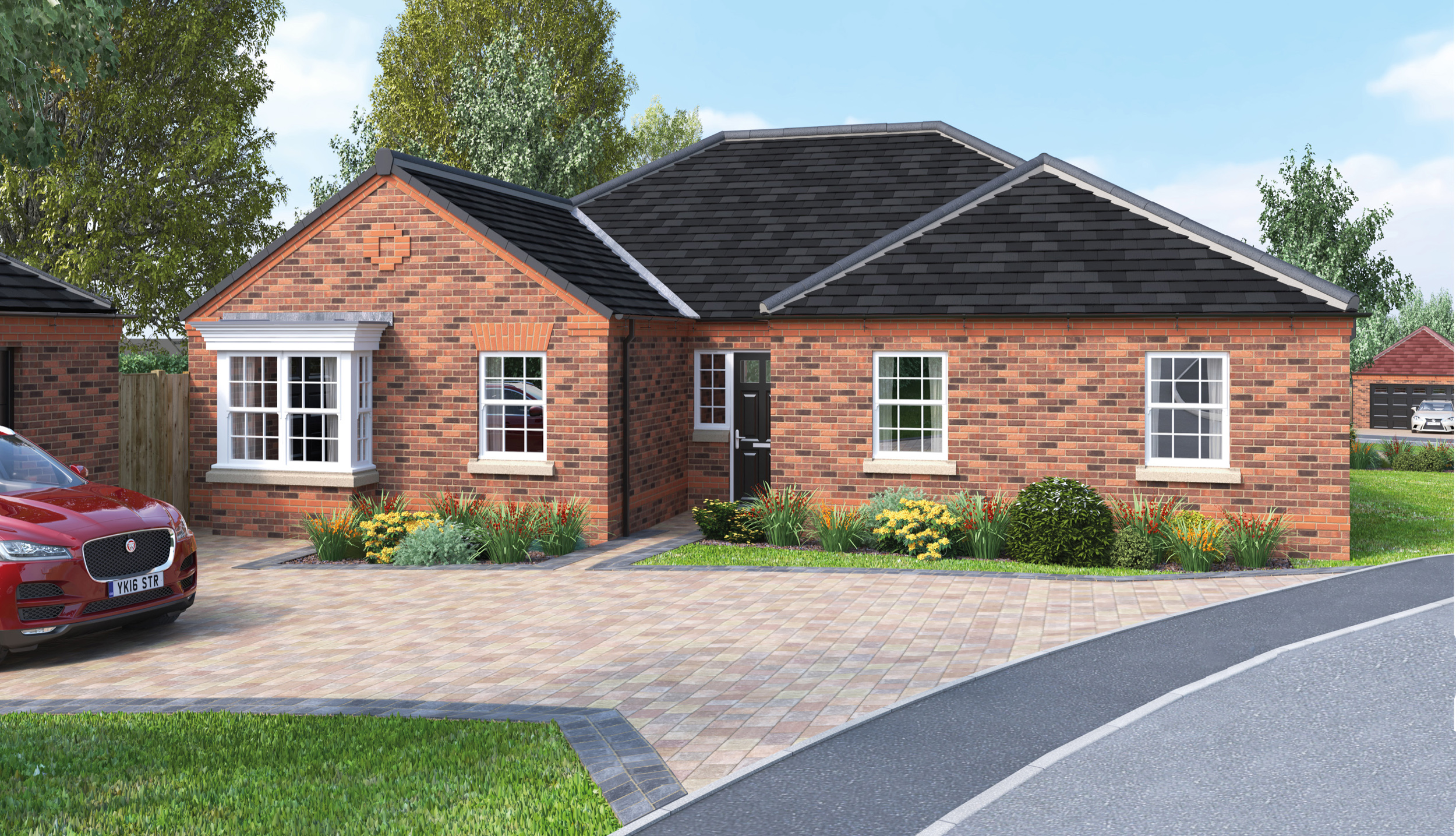 Luxury bungalow show home set to open soon at Ranskill