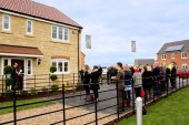 Allison Homes opens new show home in Pinchbeck, Spalding